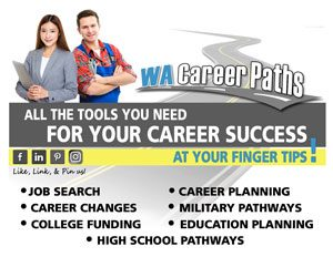 wa career paths card back