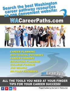 wa career paths flyer