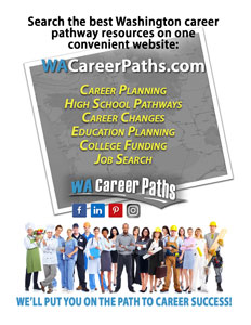 WA Career Paths Promo Card (Front Only)