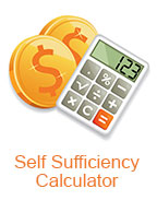 Self Sufficiency Calculator