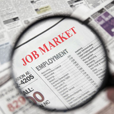 Job Market - Newspaper