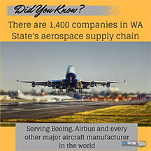 Did You Know? Aerospace supply chain
