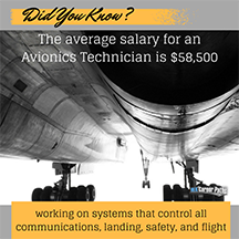 Did You Know? Avionics Technician