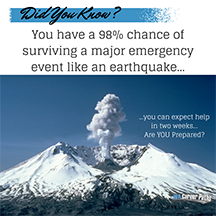 Did You Know? Emergency event survival rate