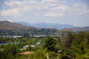 Landscape photo of Wenatchee WA