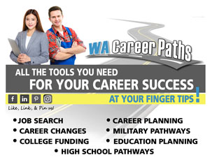 WA Career Paths Card Back