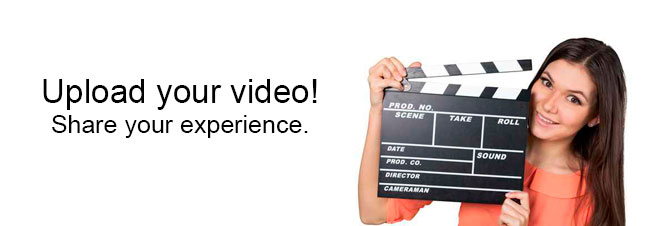 Upload your own video of your experience image