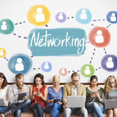 Networking graphic