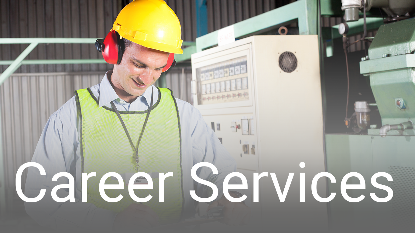 career services banner